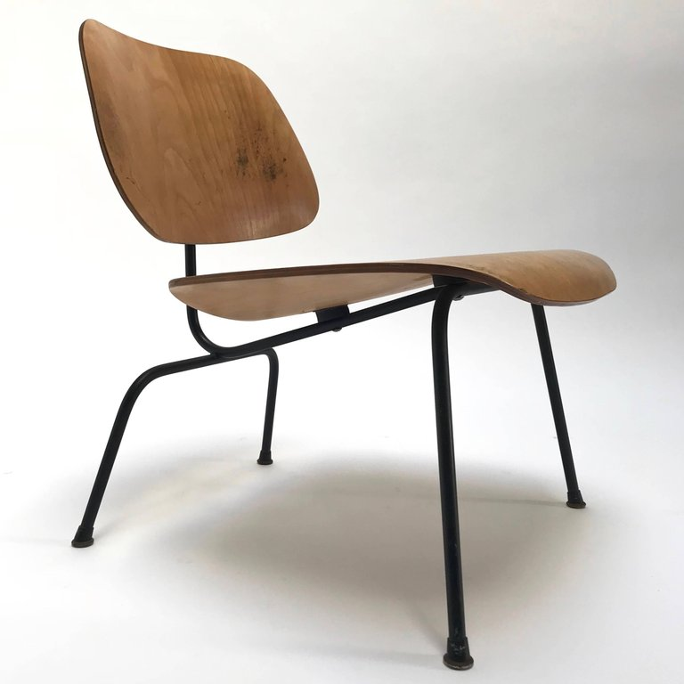 Charles & Ray Eames Charles And Ray Eames For Herman Miller 1950s Lcm Chair ...