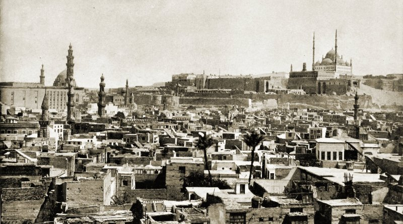 Cairo Egypt about 1892
