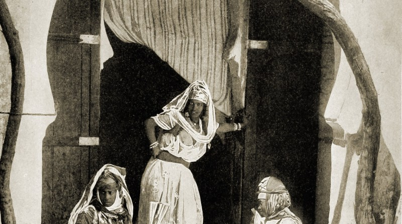 Moorish Women Algeria about 1892