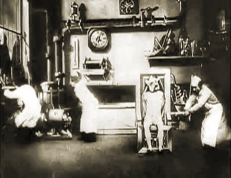 Georges Méliès The Doctor's Secret