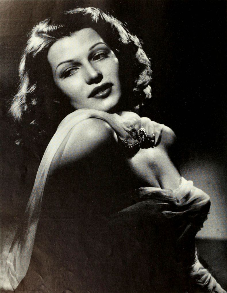 Rita Hayworth by George Hurrell 1941