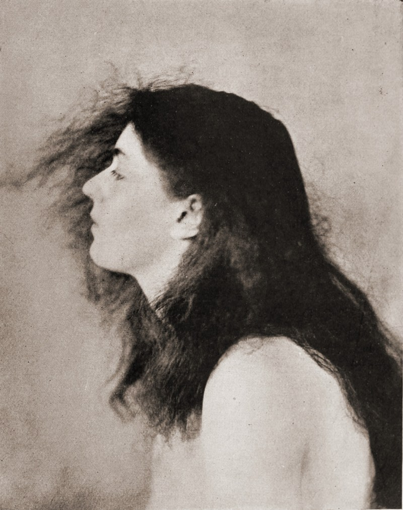 A study in black and white by R. W. Shufeldt about 1923