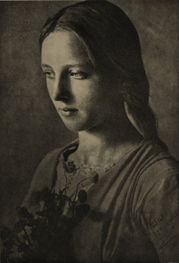Anna by Caleb Keene about 1908