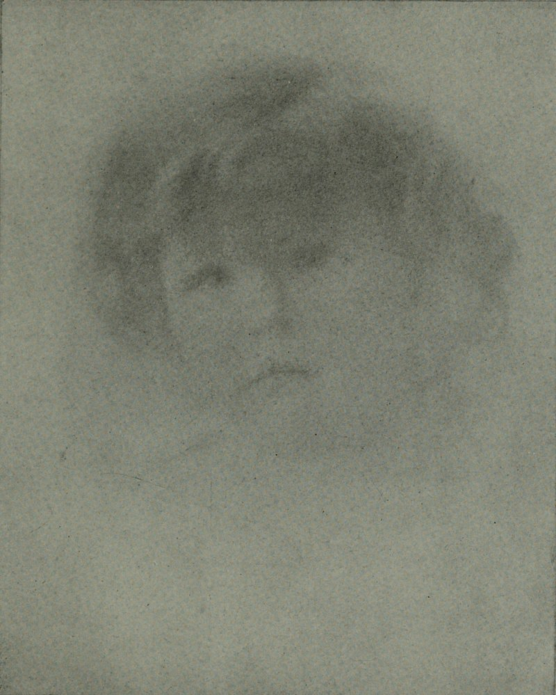 Impression of a child