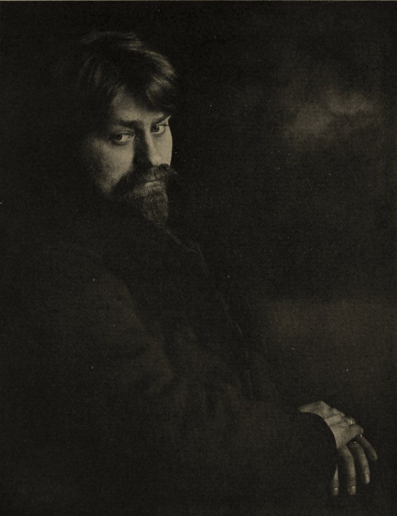 Portrait of a Man by Rudolf Dührkoop about 1908
