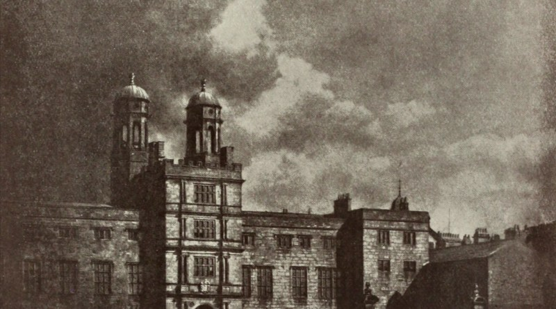 Stonyhurst College by James Craig Annan about 1908