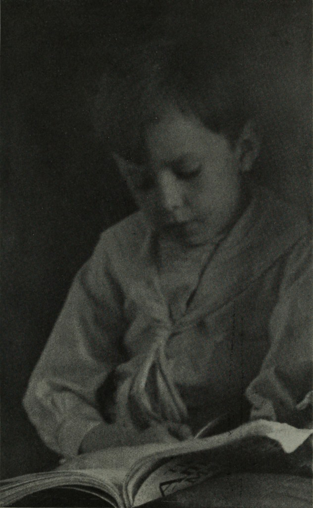 The magazine by Henry Hall about 1908