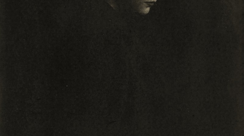 Portrait by Rudolf Dührkoop about 1908