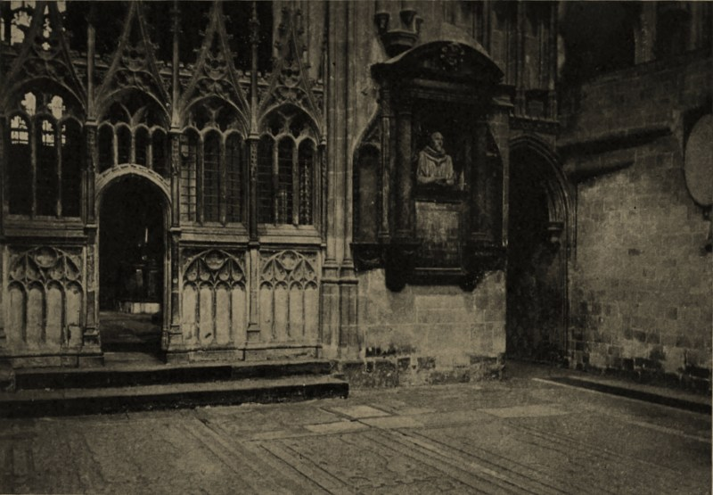 Canterbury Cathedral: Transept (North) of the Martyrdom