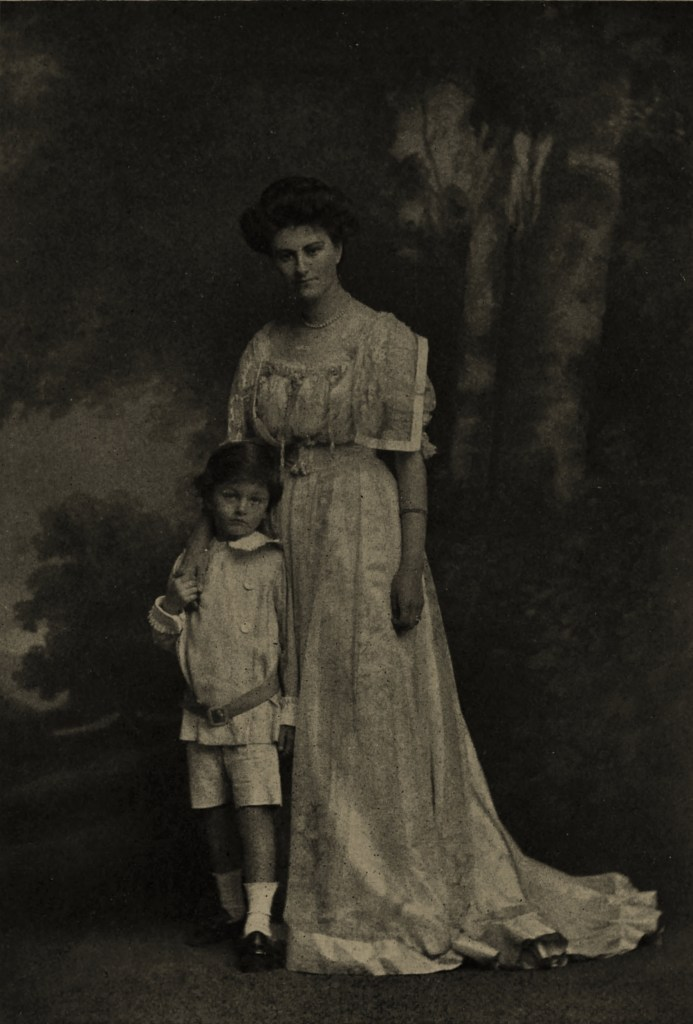 Mother and Son by William Gill about 1908