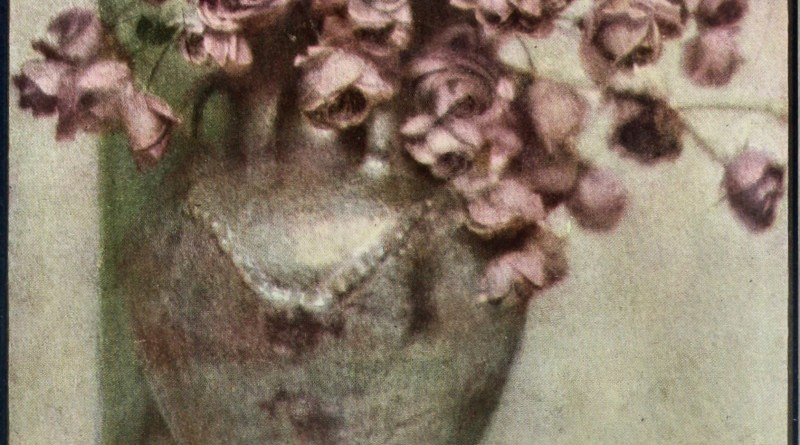 Still Life by Baron Adolf de Meyer about 1908