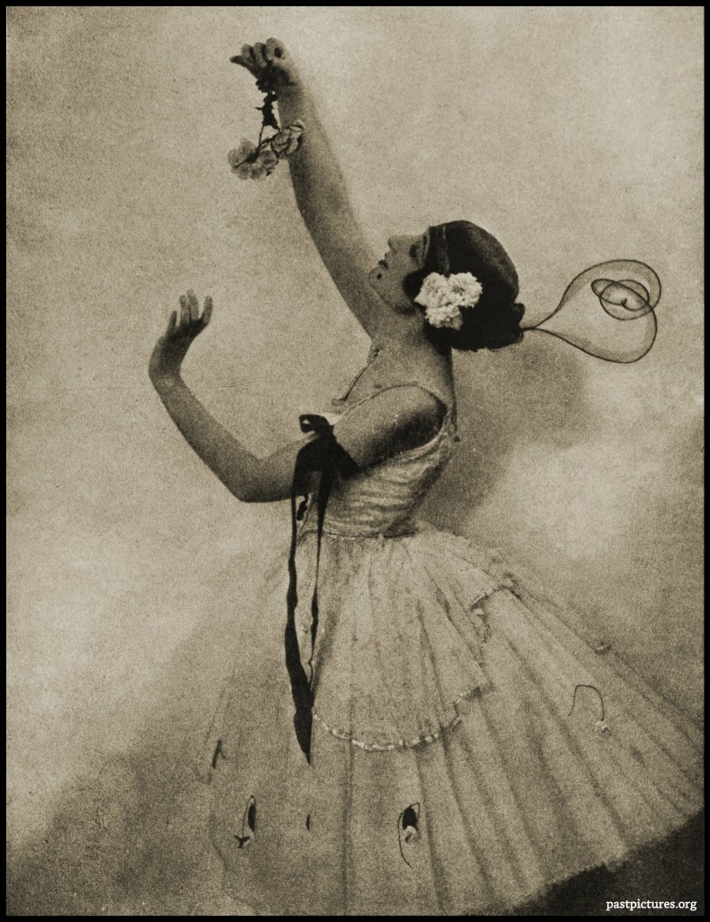 Rose Dance by J. Anthony Bill about 1922