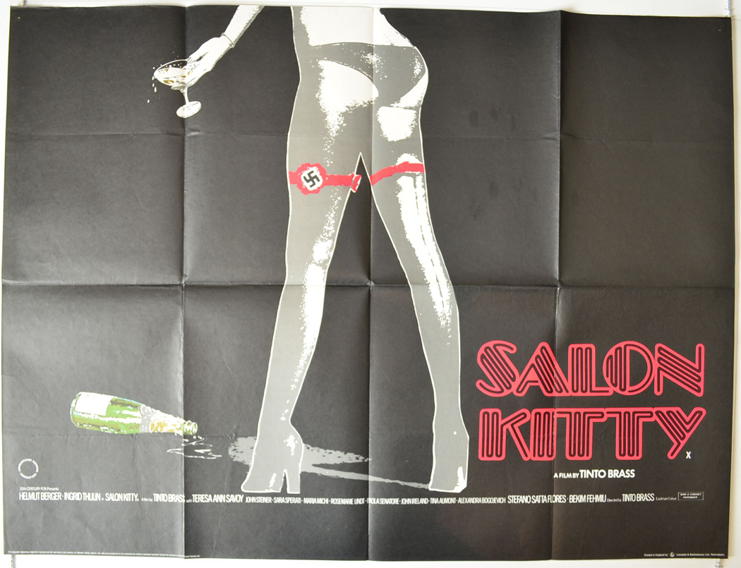 Salon Kitty Salon Kitty Original Cinema Movie Poster From