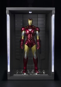 tamashii-nations-iron-man-mk-vi-8 (Bluefin Opens Pre-Orders for Impressive New Tamashii Nations S.H. Figuarts Iron Man Mark VI & Hall of Armor Set)