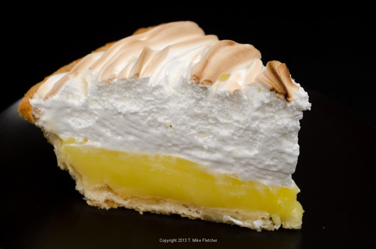 Ikea Forks Lemon Meringue Pie - Pastries Like A Pro