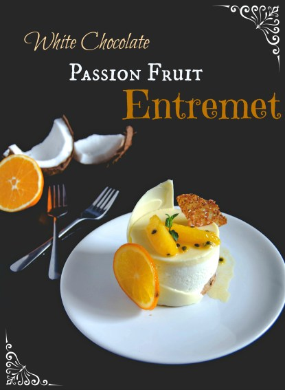 Lidl Cakes White Chocolate Passion Fruit Cake - Tort Cu Fructul Pasiunii
