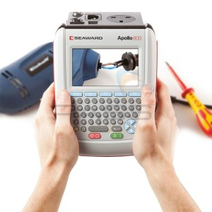 We only use calibrated and modern test equipment. We are currently using the above tester.