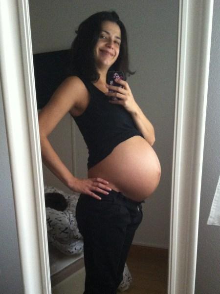 Imagen 31 Semanas De Embarazo