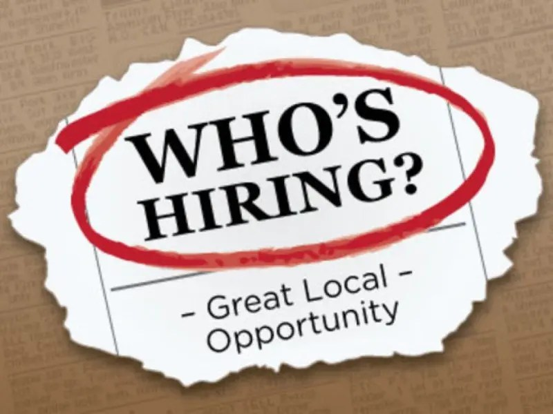 Part-Time Attorney, Medical Assistant and More Wanted in Willow