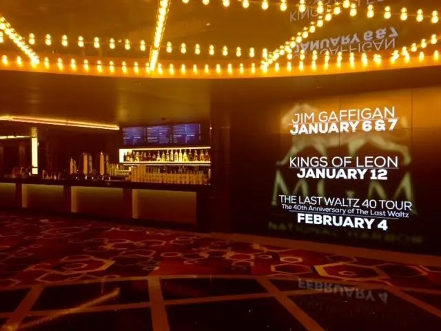 Thousands Pack MGM National Harbor Thursday Night at Grand Opening