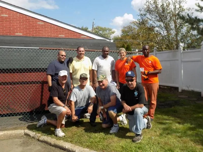 South Brunswick Home Depot Replaces Roof On Local VFW Building