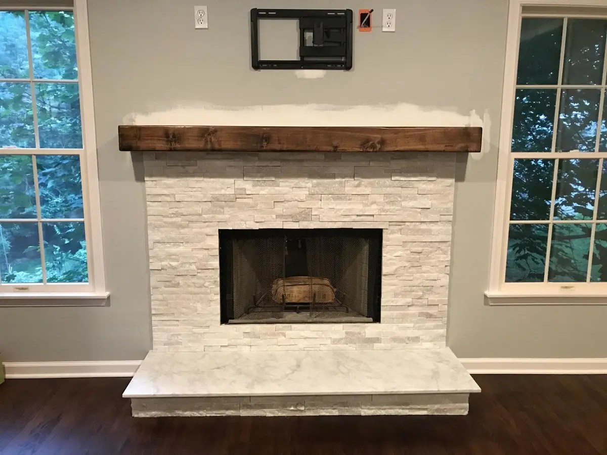 Faux Wood Beam Fireplace Mantels Uk Distressed Wood Fireplace Mantel Best Interior Furniture