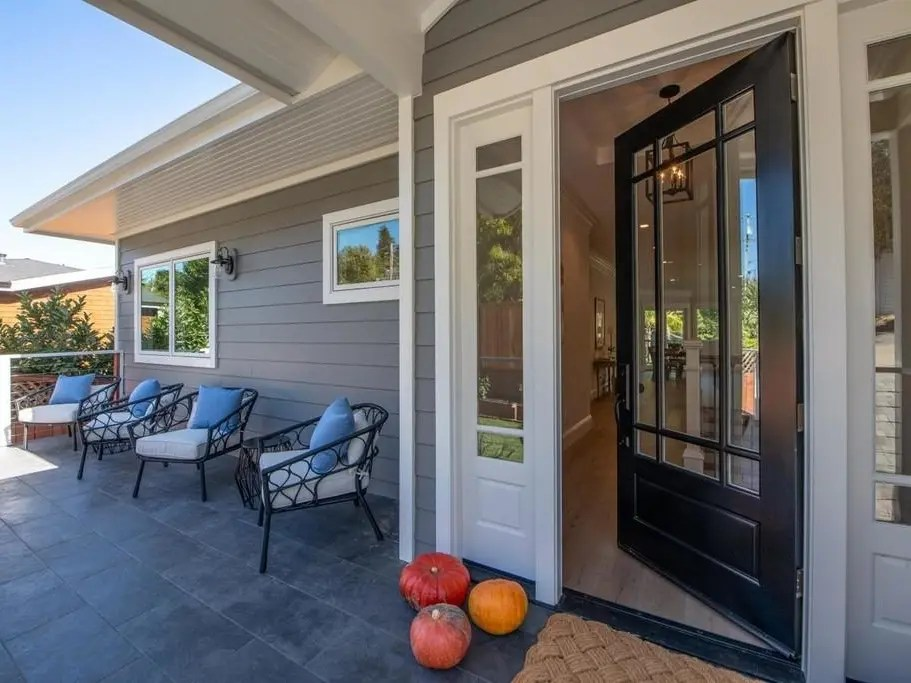 Newly Constructed Farmhouse Style Corte Madera Home
