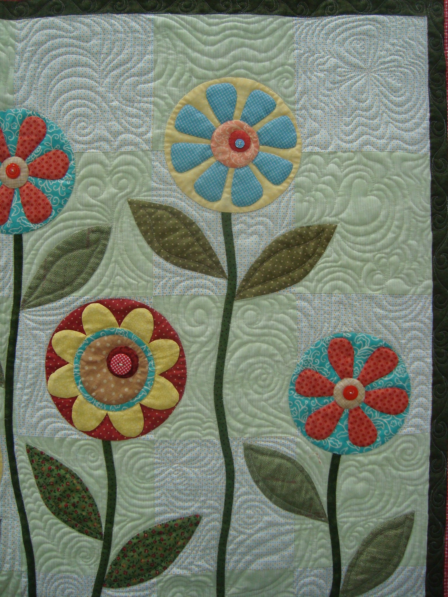 Applique Applique Before Or During Quilting