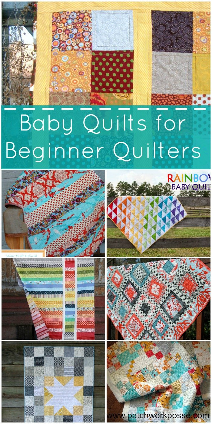 Baby Quilts.com 20 Baby Quilts For Beginners
