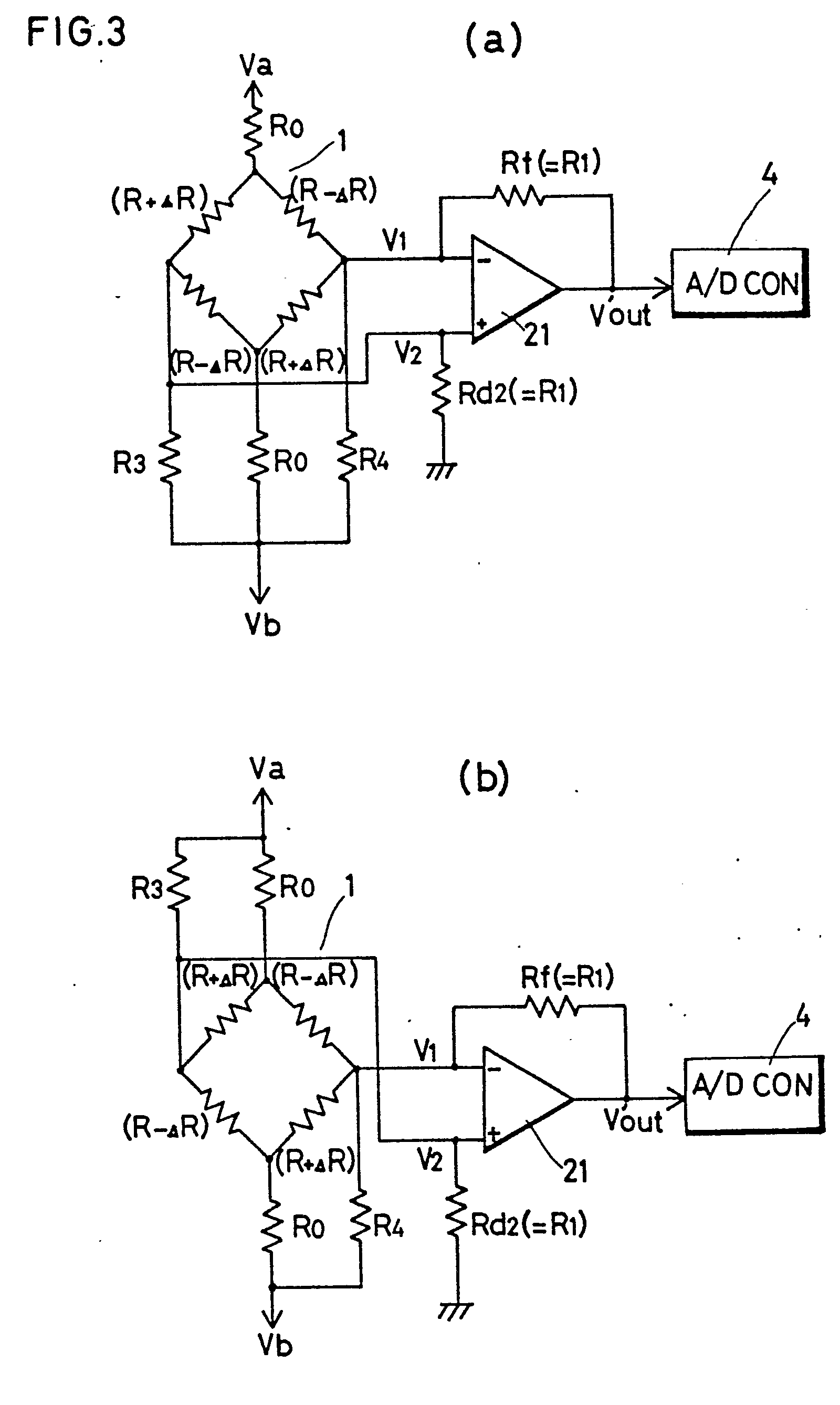 weight detection circuit for a load cell scale google patents