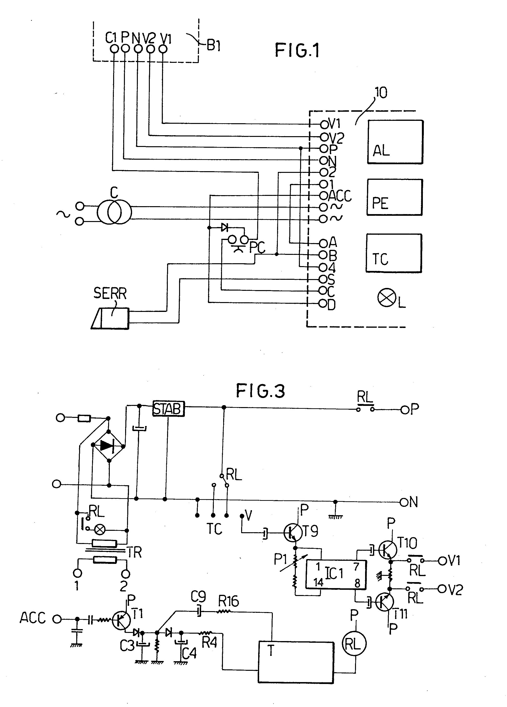 wiring diagram for comelit intercom