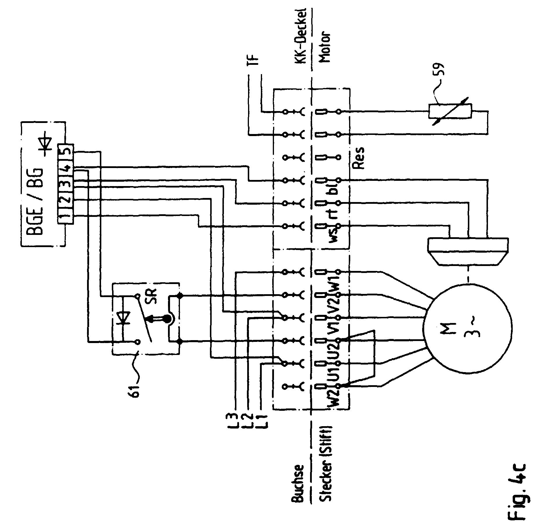 motor terminal box diagram