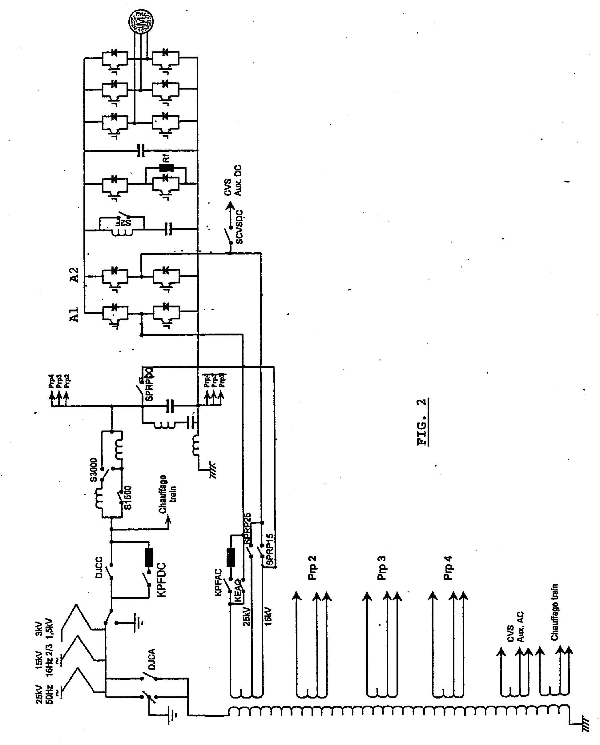 marussia schema moteur monophase capacite