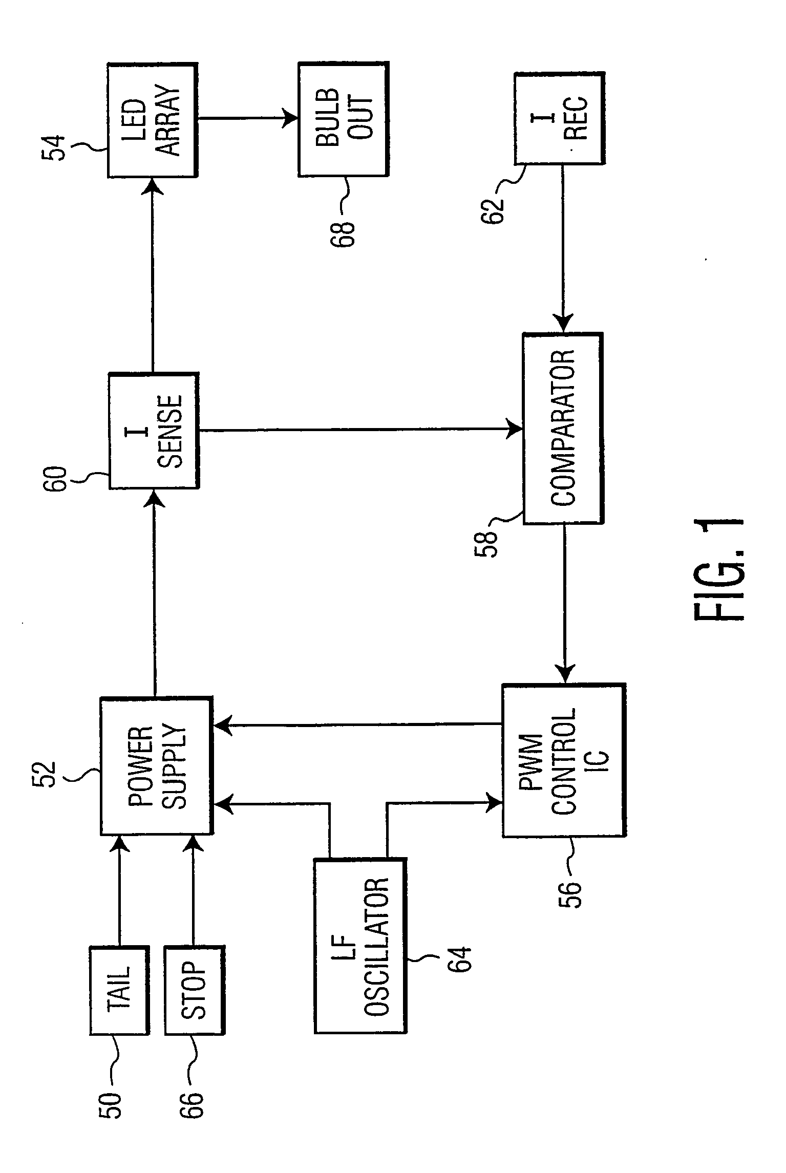 ep1459599b1 led driver circuit with pwm output google patents