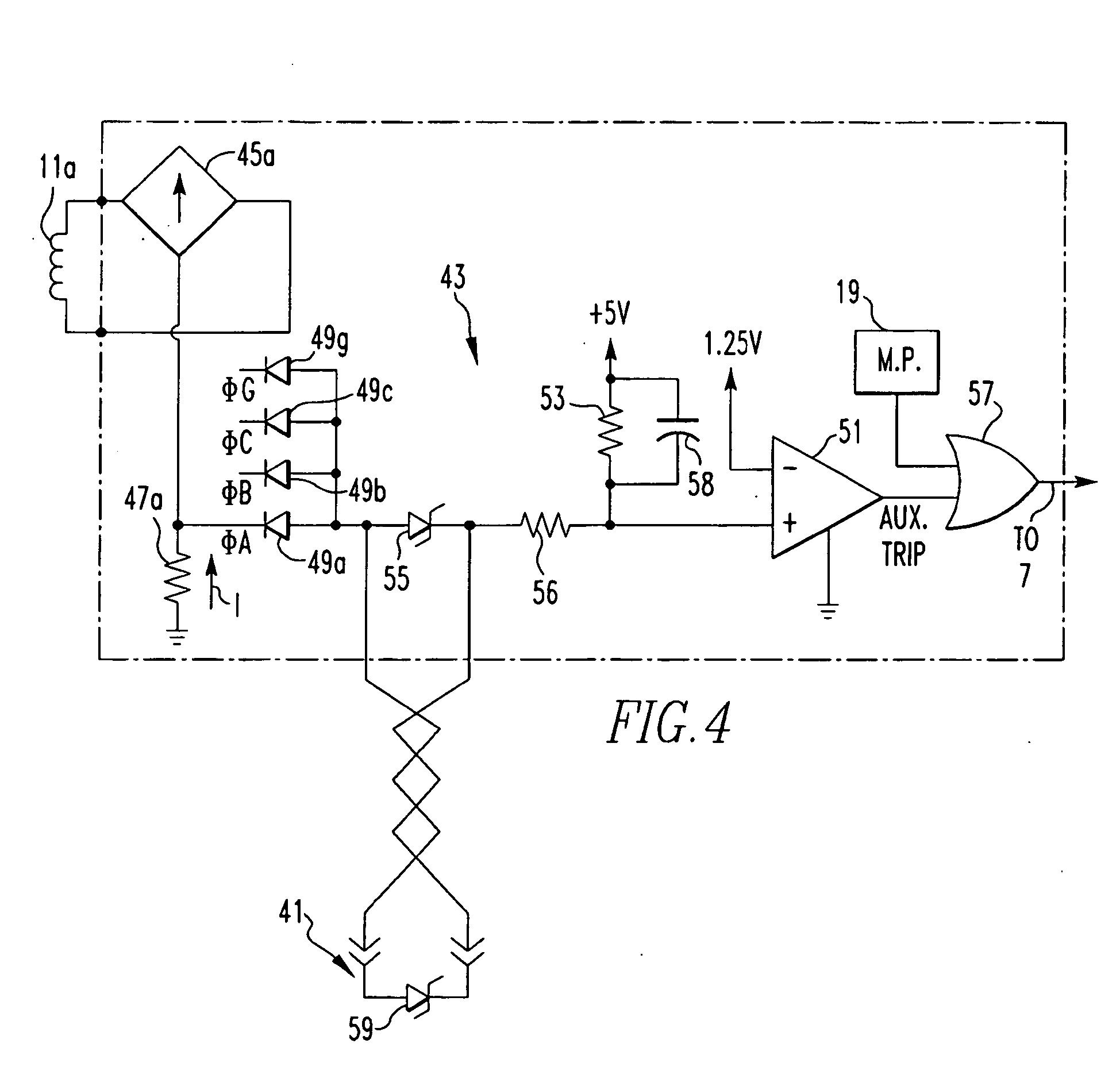 arc fault circuit breaker wiring diagram