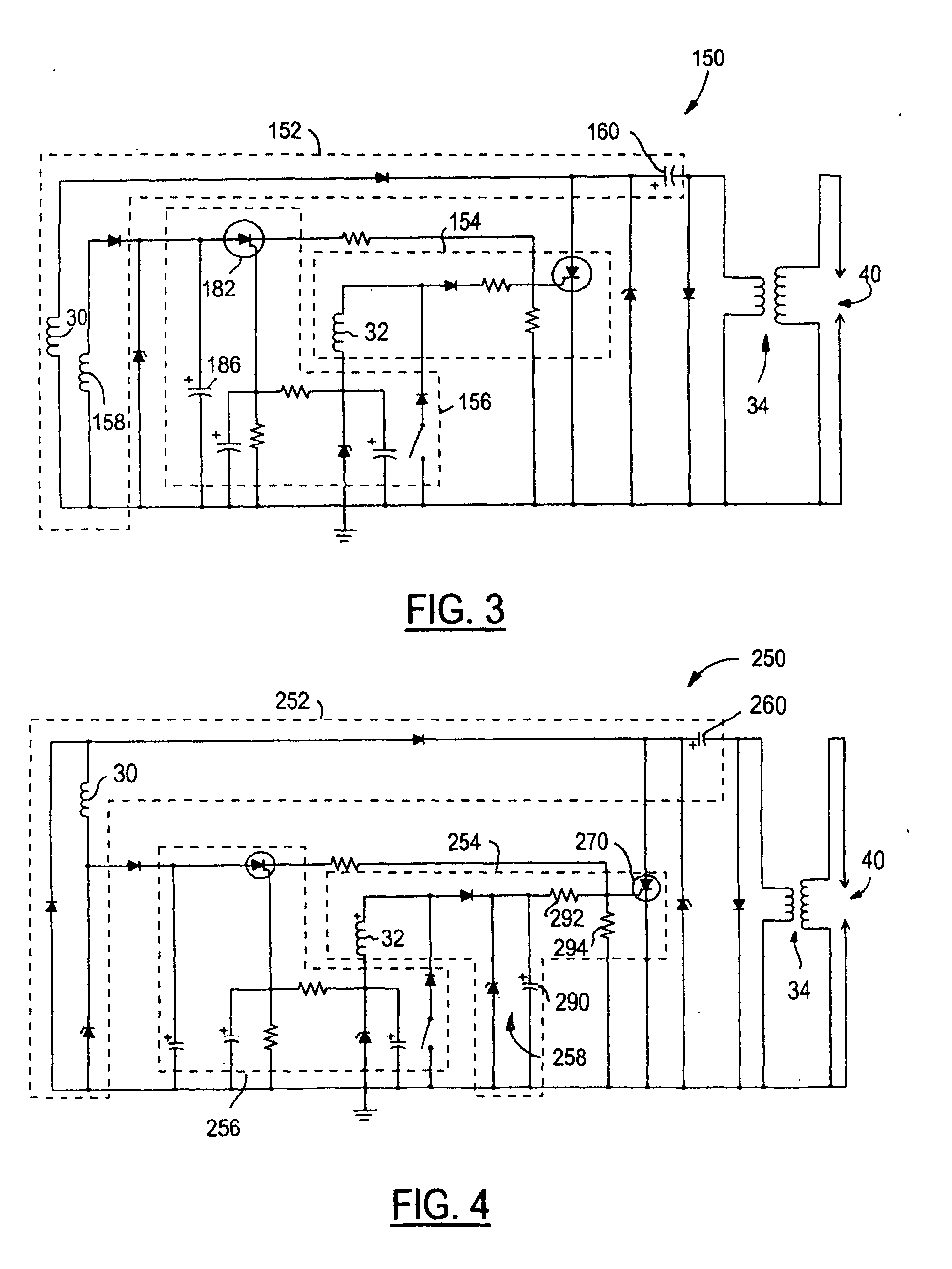 capacitive discharge ignition circuit