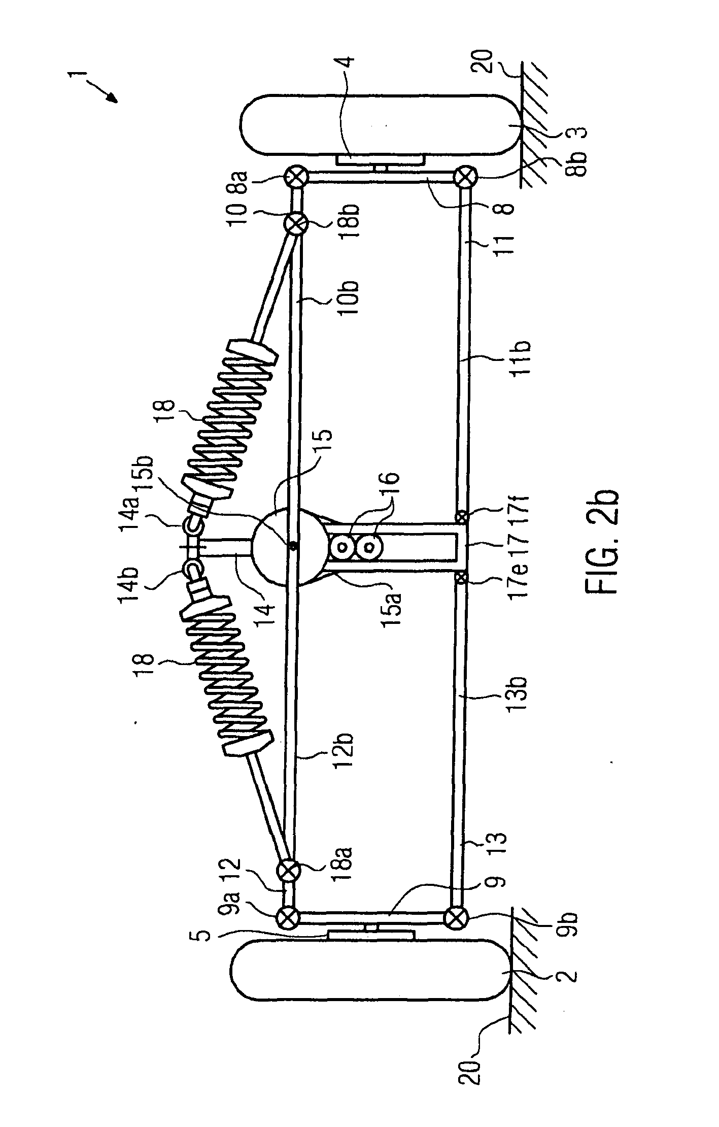 Suspension Design Report Patent Ep1798081a1 Vehicle With Tilting Suspension