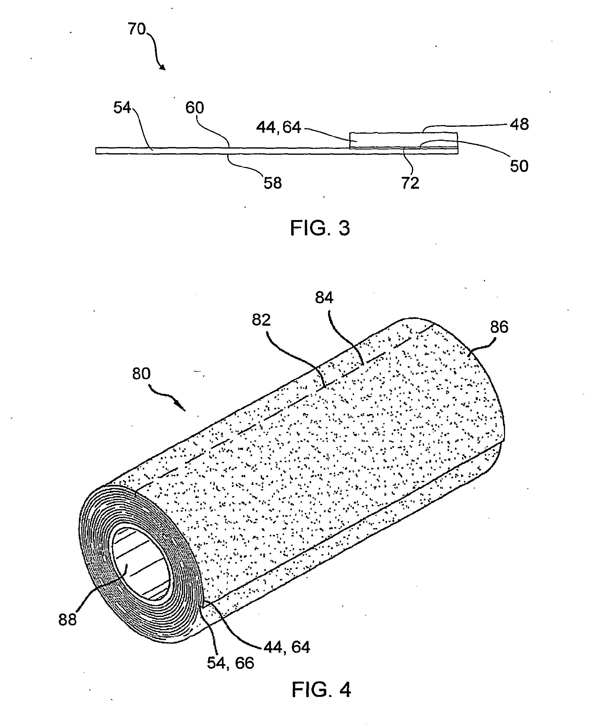 foam roller diagram