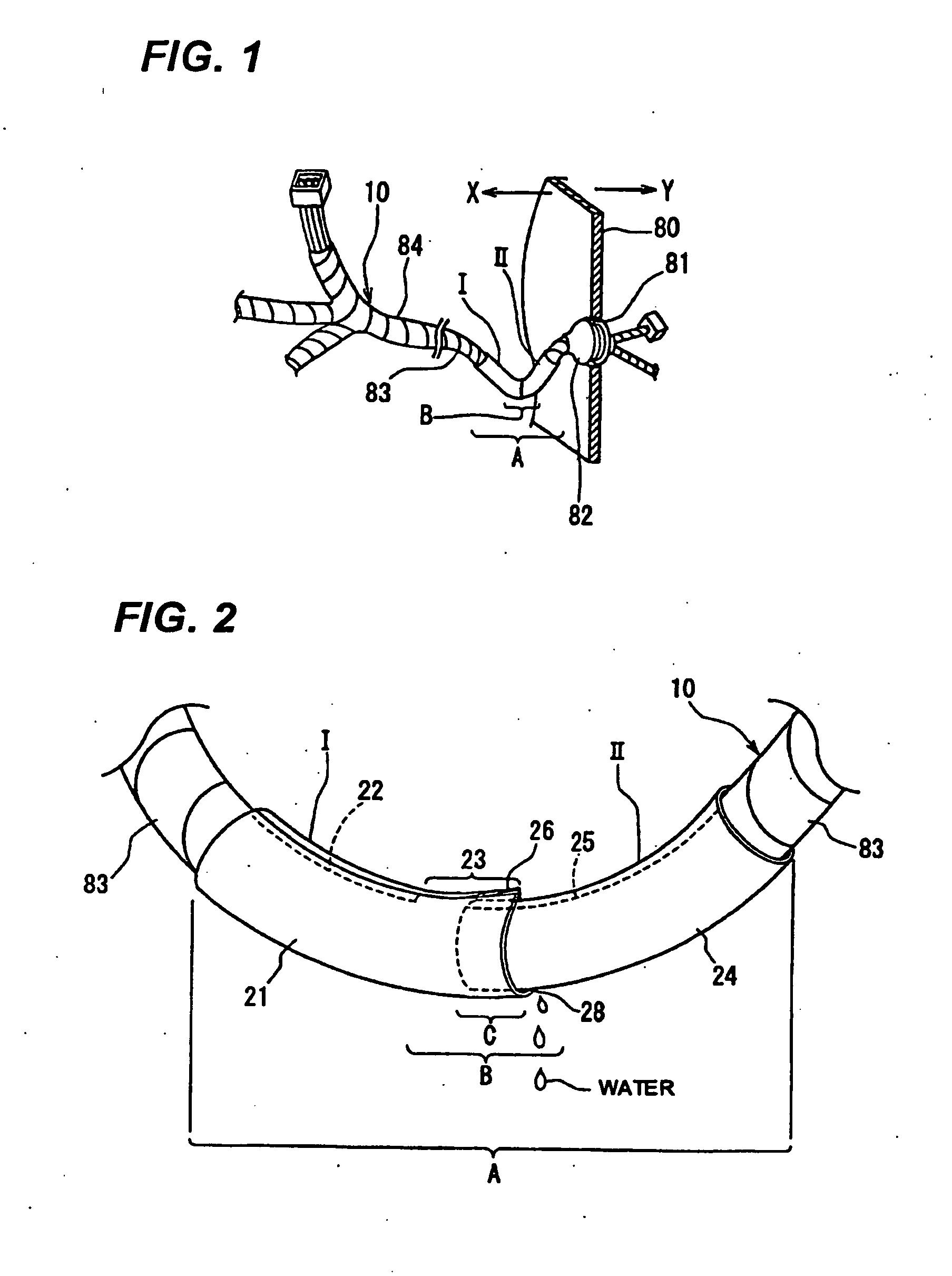 wiring harness glue
