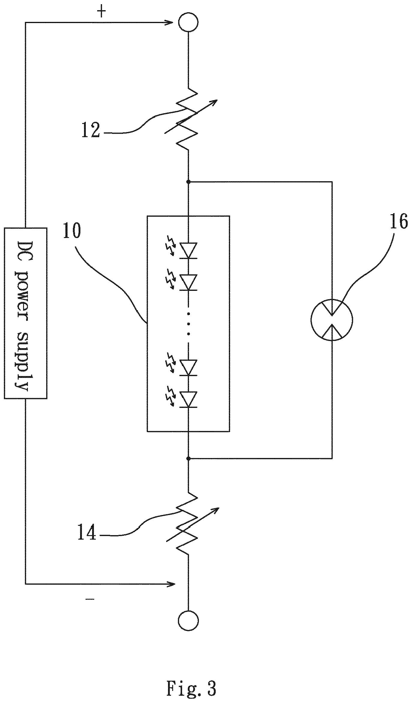 lightemittingdiode led protection circuit google patents
