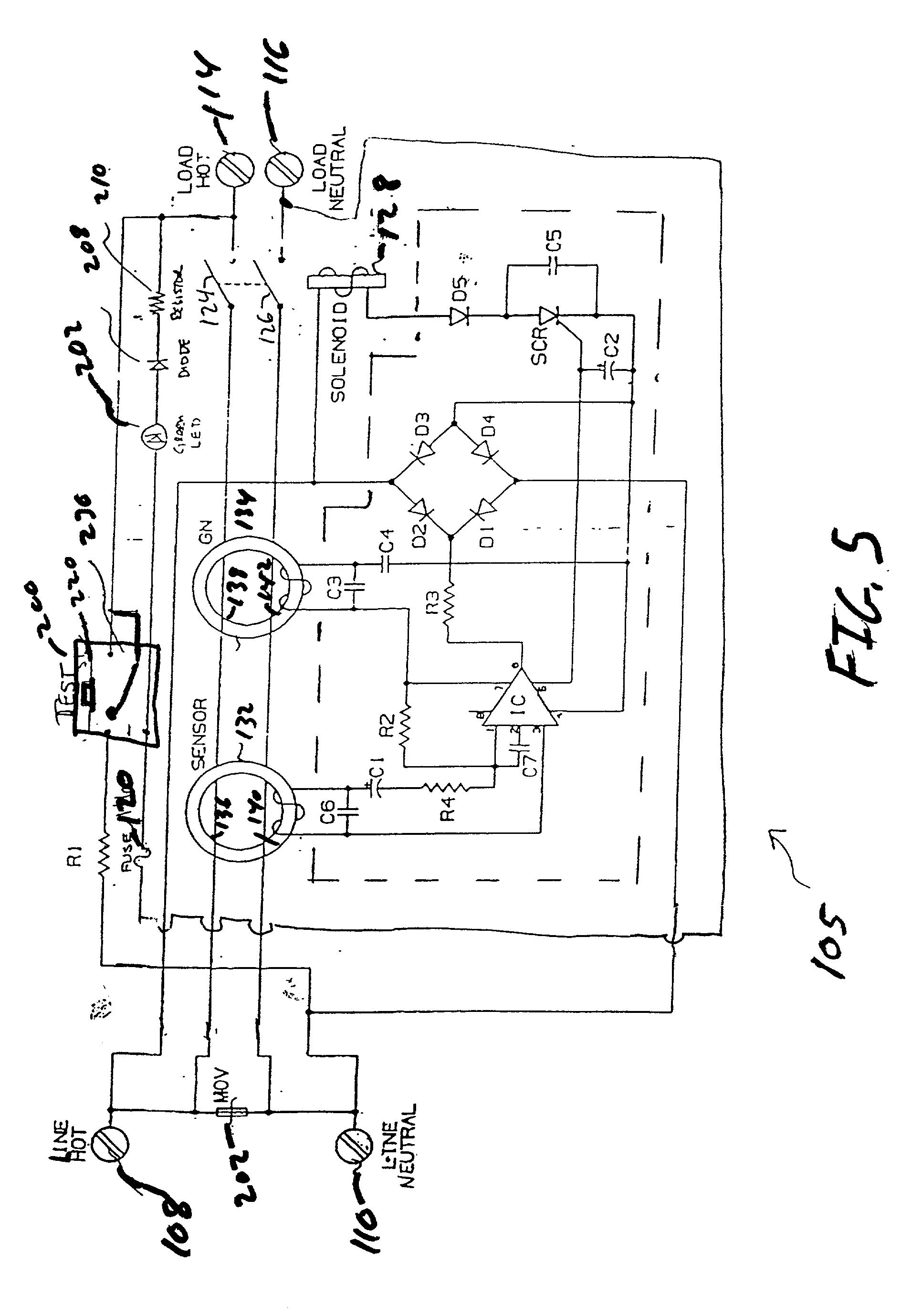 fault circuit interrupter