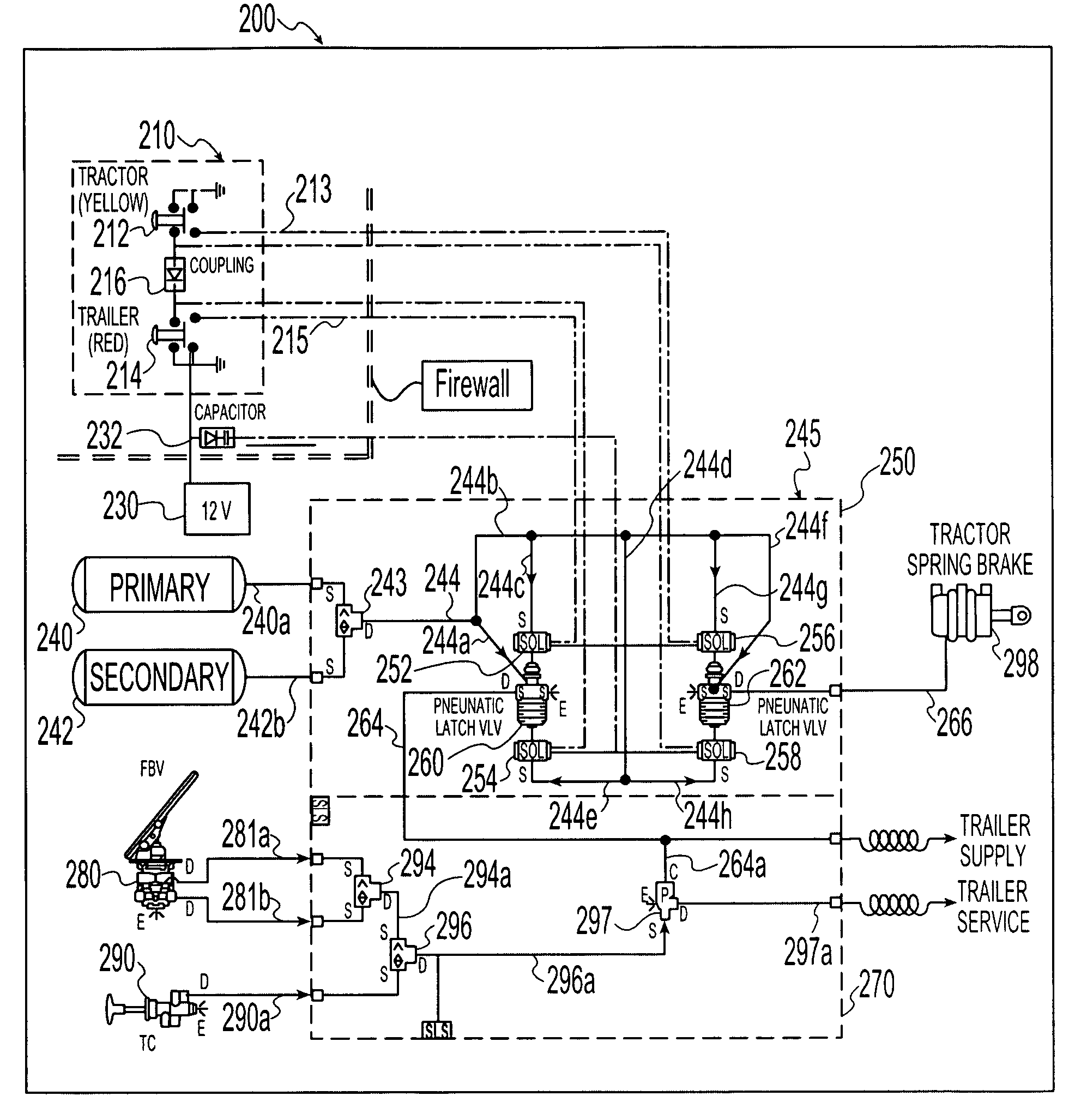 13 pin wiring diagram caravan