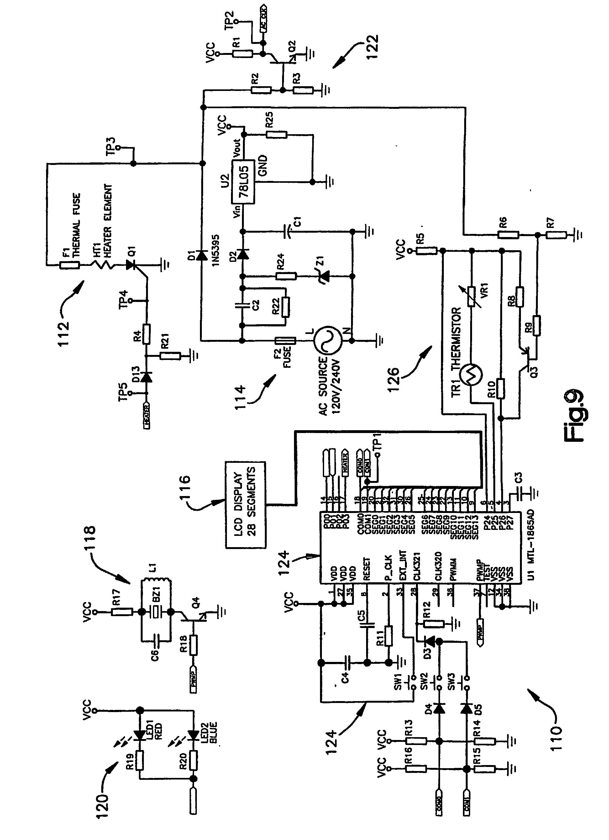 conair hair dryer wiring diagram