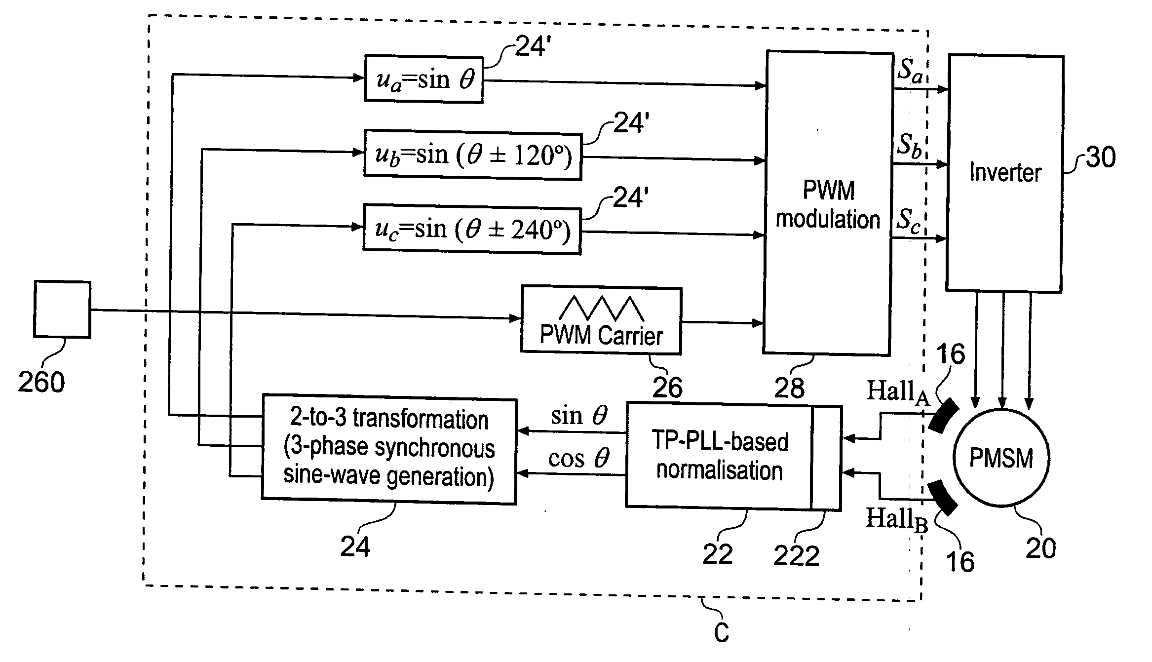 figure 3 fm demodulator circuit using the lm565 pll