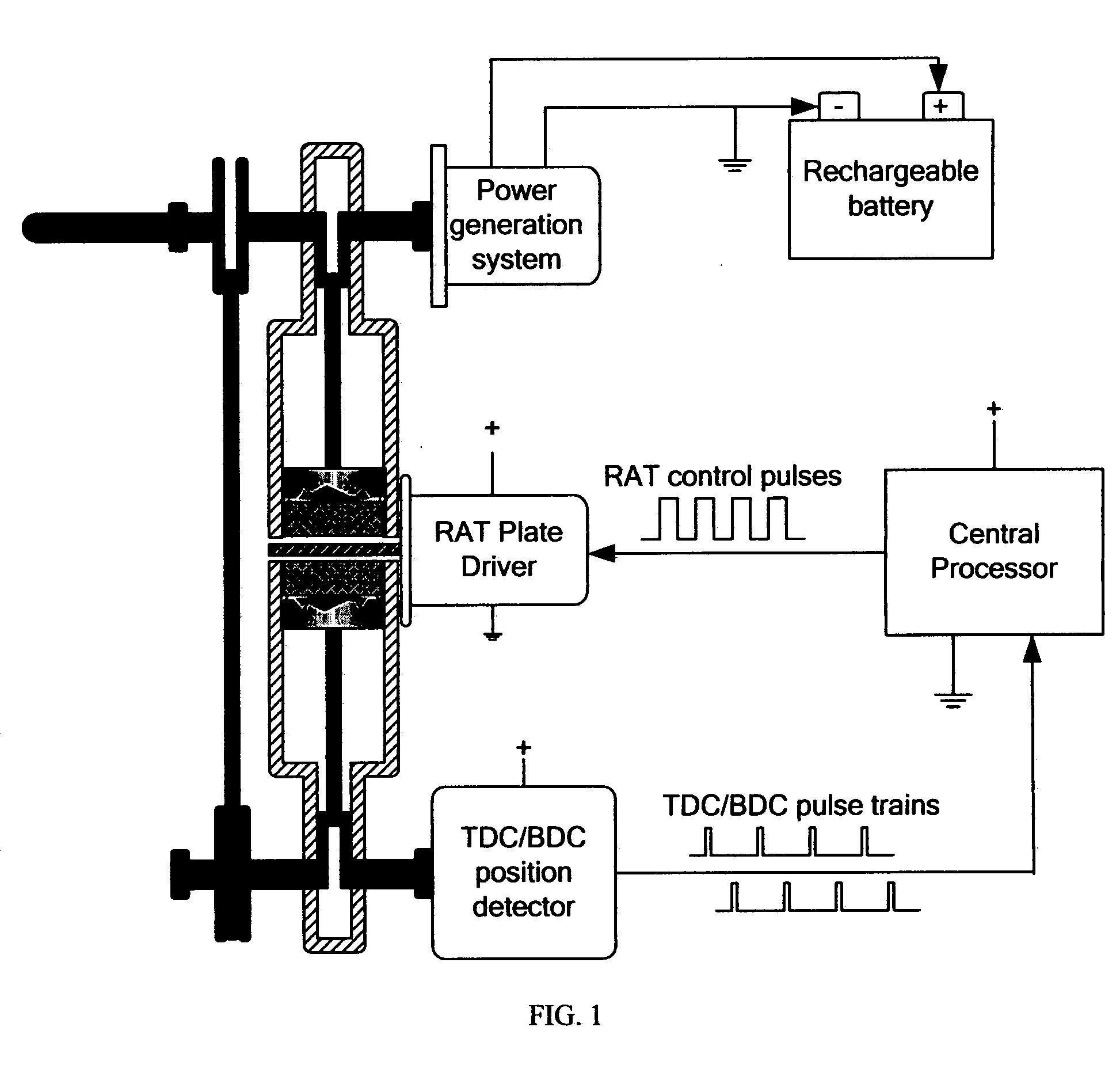magnetic engine diagram