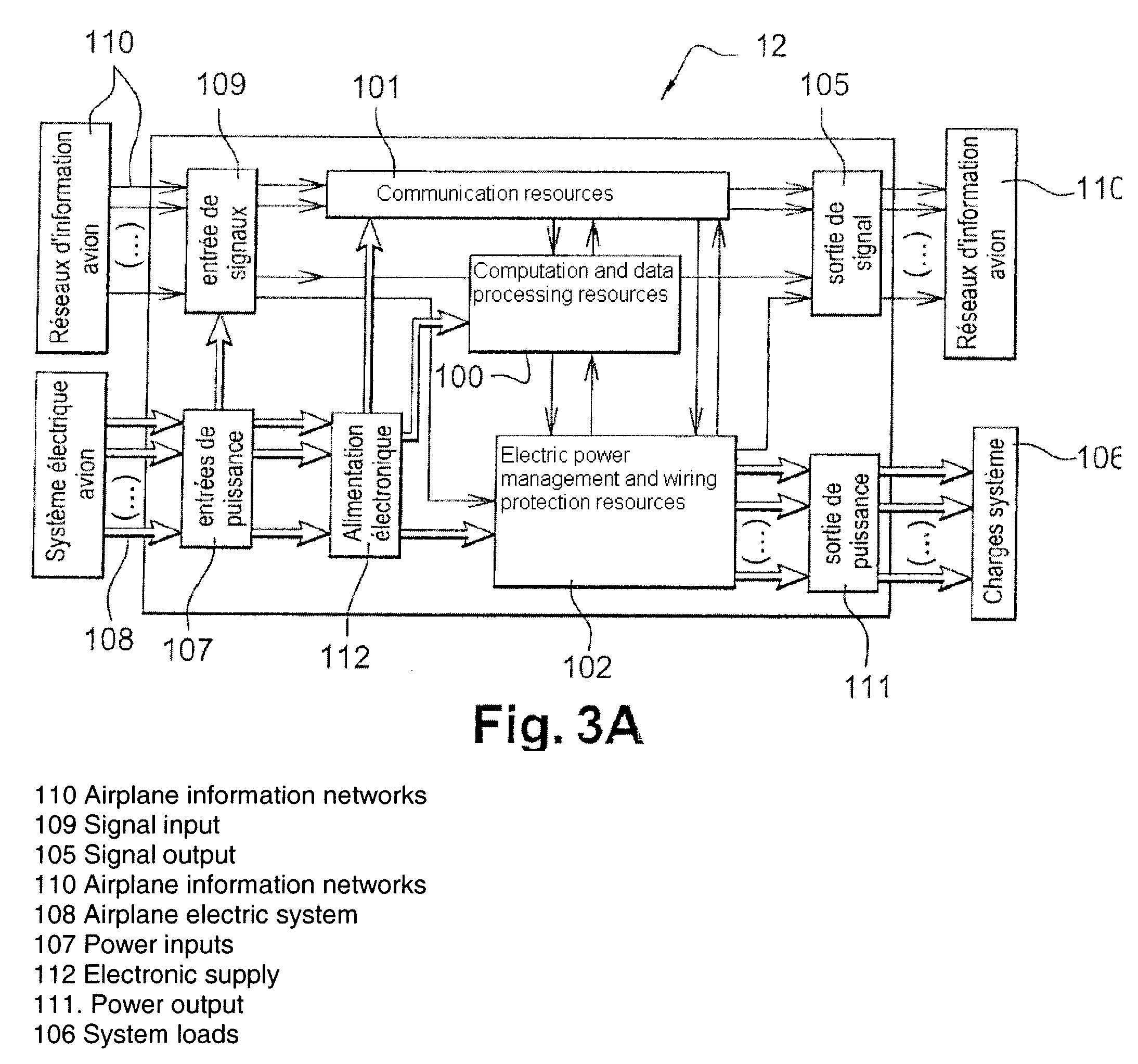 electronic power management