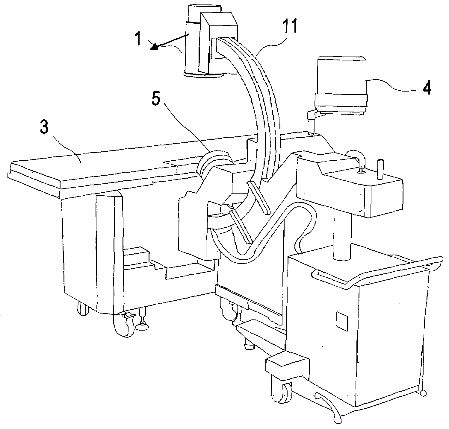 blok diagram x ray