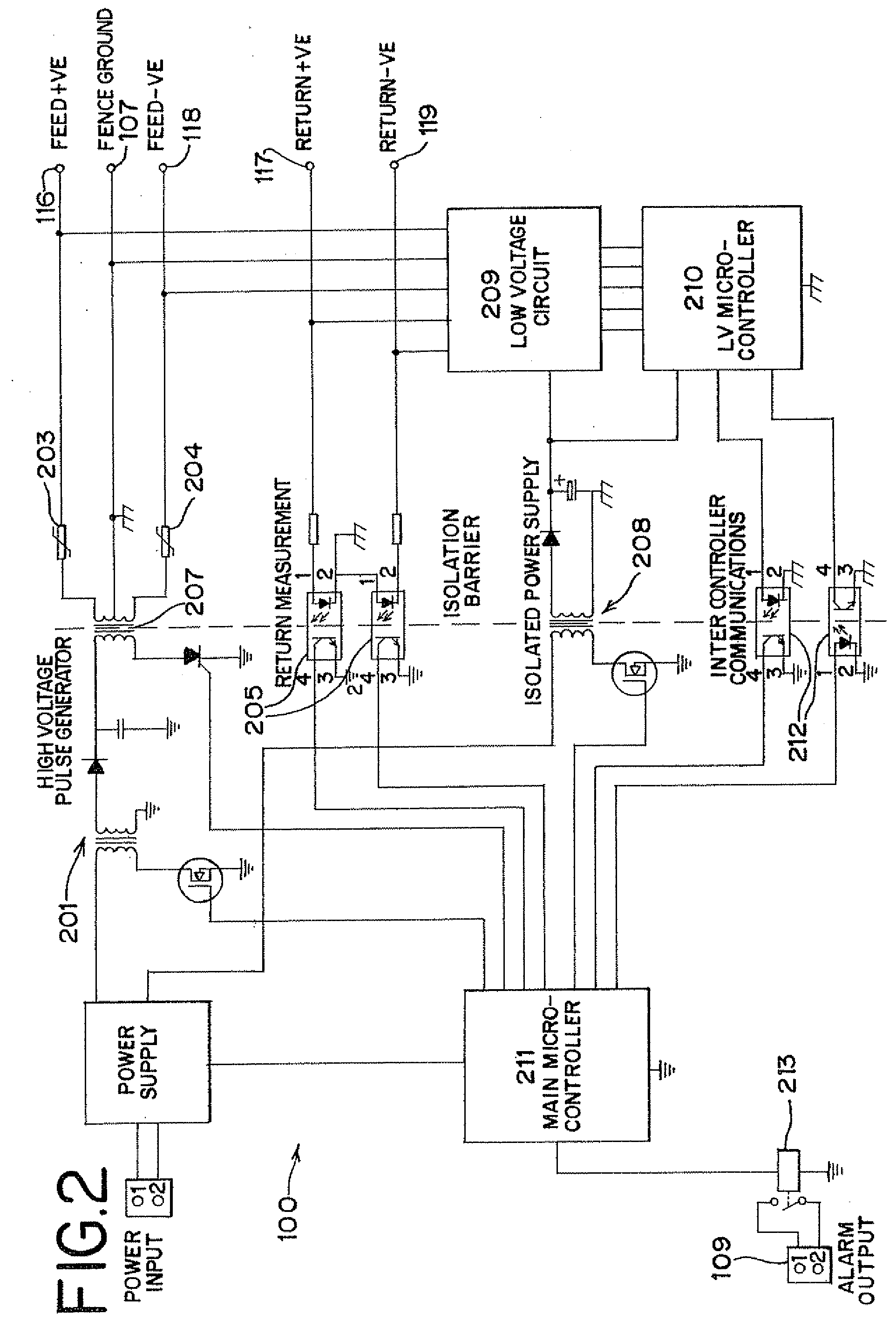 charger besides electric fence circuit diagram also electric fence