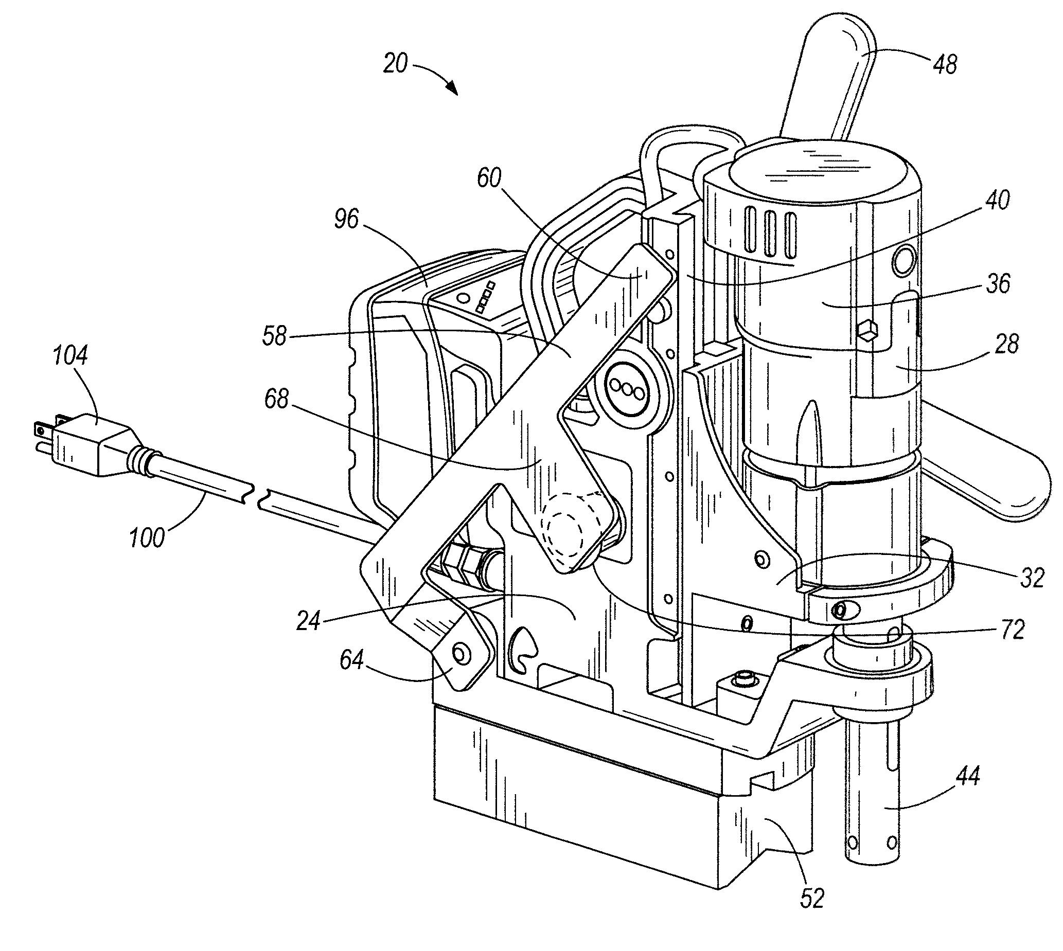diagram ramsey parts winch re12000