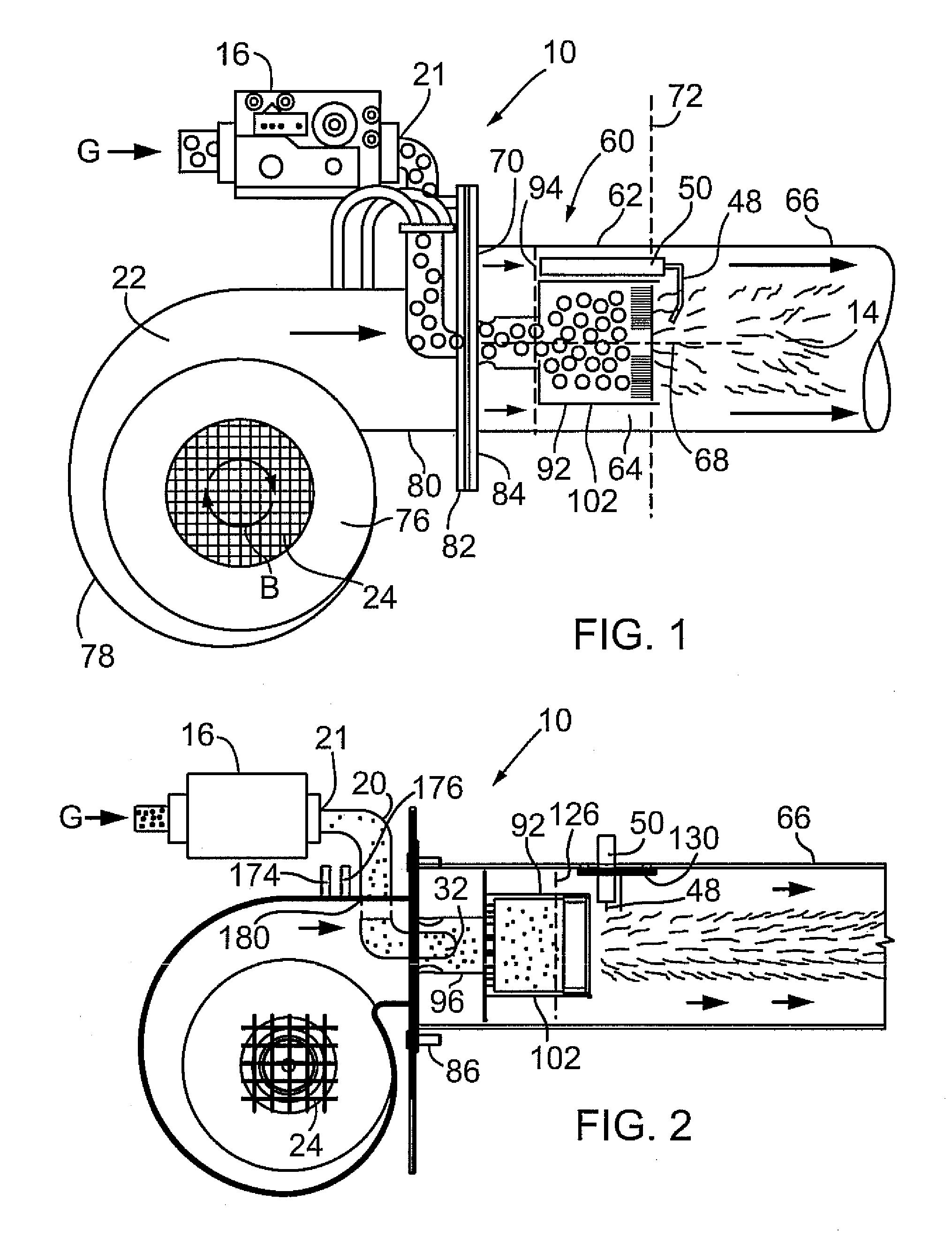 radiant tube heater wiring diagram